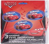 Disney Pixar Cars - Hanging Swirls 