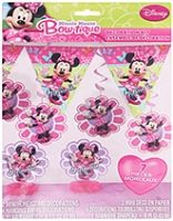 Minnie Mouse - Decoration Kit BowTique