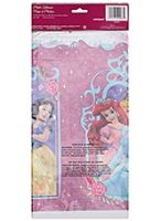 Disney Princess - Plastic Glow Table Cover