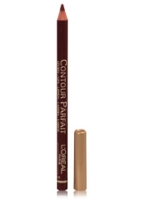 L'Oreal Contour Parfait Lip Liner - 665 Black Red 3G