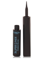 L'Oreal Superliner Carbon Gloss Eyeliner - 01 Carbon Black