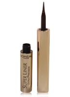 L'Oreal Superliner Carbon Gloss Eyeliner - 02 Brown 6G