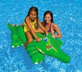 Intex Ride on - Grinning Gator