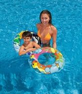 Intex Swim Ring - Dolphin
