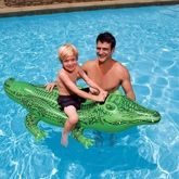 Intex Crocodile Ride On