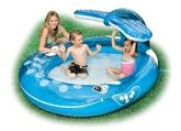 Intex - Whale Spray Pool
