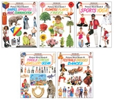 Dreamland - Pre School Picture Word Book Pack
