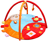 Mee Mee - Teddy Deluxe Musical Activity Gym