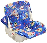 New Natraj Babylove Carry Rocker - Teddy Print