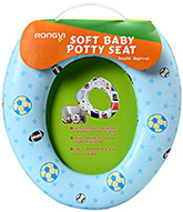 Fab N Funky - Soft Baby Potty Seat