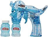 Fab &amp; Funky - Bubble Gun With Sea Lion Design Cool Blue