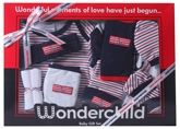 Wonderchild - Baby Gift Set Striped Anchor