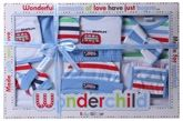 Wonderchild - Baby Gift Set First Adventure Blue