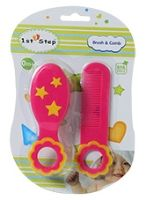 Buy 1st Step - Brush & Comb Cute Pink