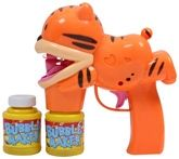 Fab N Funky Tiger Bubble Maker - Orange