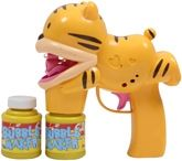 Fab N Funky Tiger Bubble Maker - Yellow