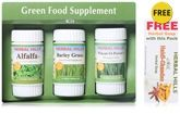 Herbal Hills - Green Food Supplement Kit