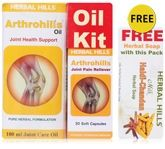 Herbal Hills - Arthrohills Oil Kit
