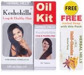 Herbal Hills - Keshohills Oil Kit