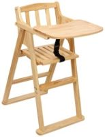 Fab N Funky - Wooden High Chair