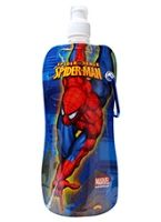Ramson Spiderman Collapsible Water Bottle