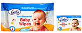 Little's - Anti Bacterial Baby Wipes