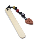 Redbug Wood and Terracotta DIY Bookmark Kit - Fish Shaped