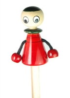 Redbug Pencil Topper - RedBug
