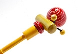 Redbug Planter Stake/Puppet - Snail
