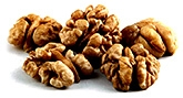 Kashmir Box Kashmiri Walnut Kernels Light Half KBOD1011