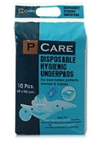 P Care Disposable Hygienic Underpads