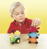Little Tikes - Link and Stack Tractor