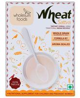 Buy Wholesum Foods Wheat Sattva 200 gm