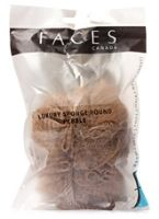 Faces Luxury Sponge Round - Pebble