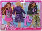 Barbie Fashionistas Slumber Party Fashion Dressing &amp; Accessories 3 Years +, The ultimate fashion fun for Barbie doll ...