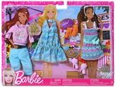 Barbie Fashionistas Slumber Party Fashion Dressing Set 3 Years +, The ultimate fashion fun for Barbie doll ...
