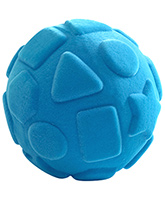 Rubbabu - Shapes Ball Natural Foam