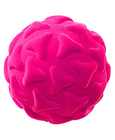 Rubbabu Natural Rubber Foam Ball - Orange