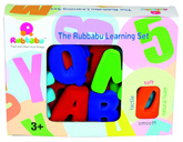 Rubbabu -  Uppercase Alphabets Small  2.5 Inch