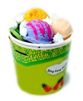 Cosmosgalaxy Ice Cream Saving Bank