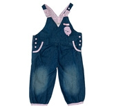 Gron - Comfortable Denim Dungaree