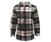 Gron - Full Sleeves Checks Shirt
