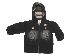Gron - Hooded Jacket