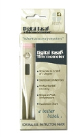 Homecheck Digital Basal Thermometer