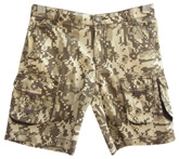 Beebay - Camouflage Print Shorts
