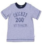 Beebay - Cricket Print T-Shirt