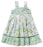 Beebay - Floral Printed Pleated Frock