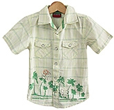Beebay - Palm Tree Print Shirt