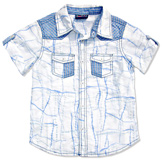 Beebay - Half Sleeves Checks Shirt