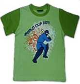 Beebay - T-Shirt With World Cup Print